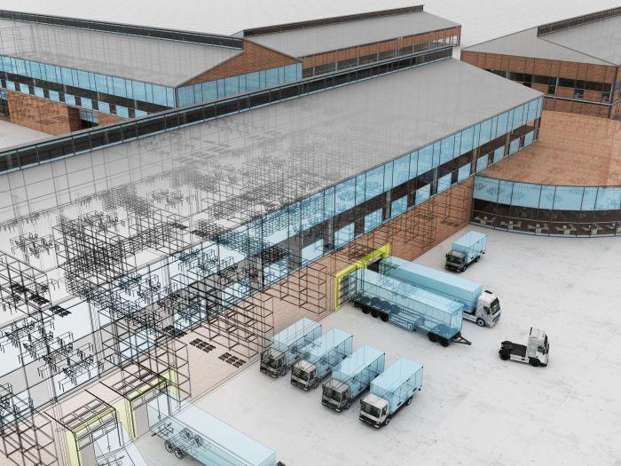 Brown Field Fabrikplanung